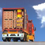 Separation of cargoes inside transport