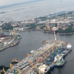 """In the first half of 2015 the turnover of OJSC """"Sea Port of Saint-Petersburg"""" increased by 5%"""