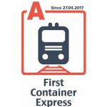 First Container Express logo