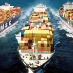We offer transportation of goods by sea