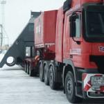 Перевозка негабаритных,  опасных,  акцизных и проектных грузов