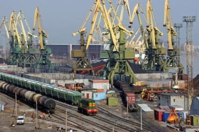 Грузооборот Николаевского морского порта за 4 месяца увеличился на 6%
