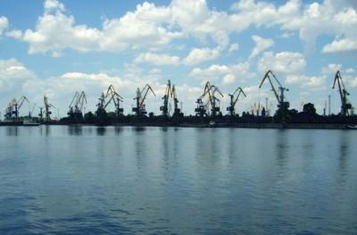 Измаильский МП - в (контейнерном) деле