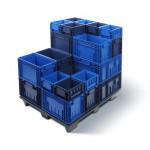 унификация перевозимых грузов - размеры контейнеров
