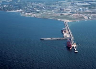 Грузооборот порта Силламяэ возрос за январь-сентябрь