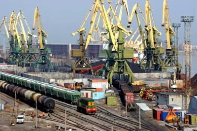 Украинские речные порты продемонстрировали спад грузооборота