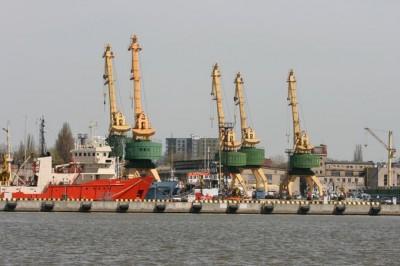 Грузооборот порта Клайпеда - динамика за январь-сентябрь