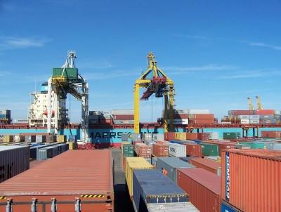 Итоги работы морских портов Украины в январе-феврале 2014 года