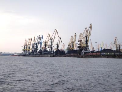 Рижский порт повысит свой грузооборот почти на треть