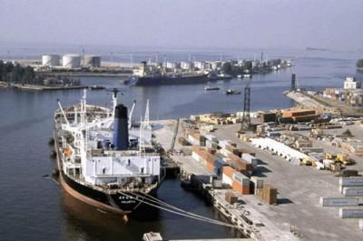 Порт Рига - динамика показателей за январь-октябрь