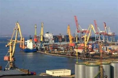 Континентальные порты Украины за 4 месяца нарастили грузооборот на 8,2%