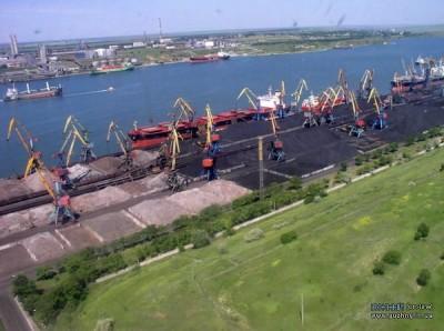 Южный МП - украинский лидер контейнерообработки