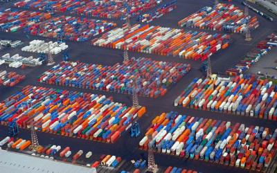 Контейнерооборот российских портов в Балтийском бассейне – восьмимесячная динамика