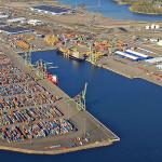 Порт Хамина-Котка – рост экспорта