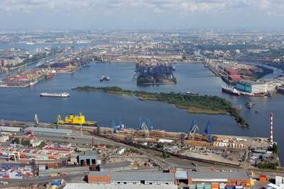Грузооборот порта Архангельск - январское понижение