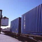ДВЖД – годовая динамика контейнерных перевозок