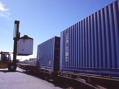 ДВЖД в I квартале увеличила контейнерные перевозки на 8,4%