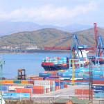 «Восточный порт» — годовая динамика грузооборота