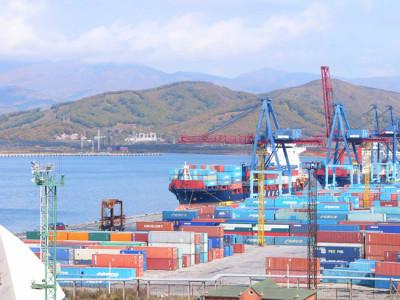 Грузооборот ОАО «Восточный Порт» в I полугодии 2014 года вырос на 21,7% — до 10,76 млн тонн