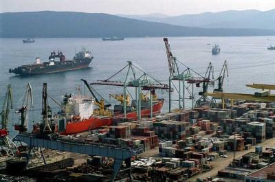 Порт Владивосток – динамика контейнерооборота