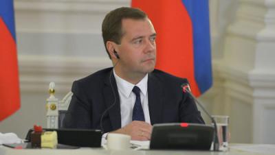 Премьер-министр РФ Дмитрий Медведев утвердил план мероприятий по развитию конкуренции в сфере услуг в портах