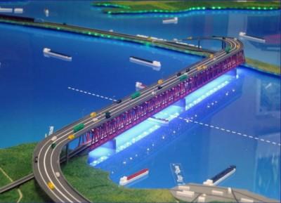 Из-за Крыма могут не построить порт Тамань и мост через Лену