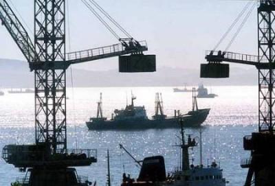 Россия совместно с Китаем построит крупный порт под Евпаторией