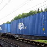 железнодорожные грузоперевозки контейнеров