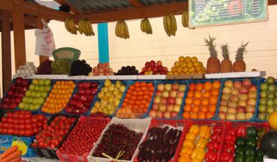 Овощи и фрукты будут напрямую экспортироваться в РФ из Китая