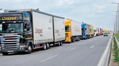 Турецкие перевозчики просят пойти им навстречу