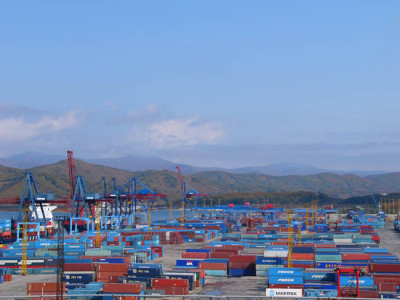Динамика грузооборота морских портов Дальневосточного бассейна