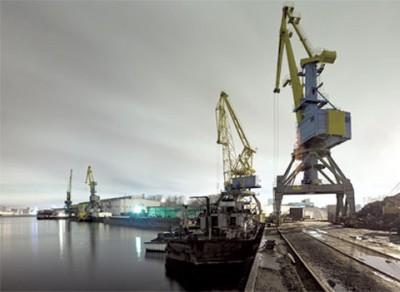 Бердянский морской порт поднял грузооборот почти на четверть