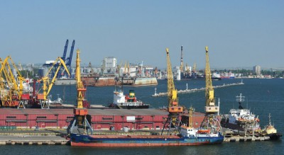 Балтийские порты — полугодовая динамика грузооборота