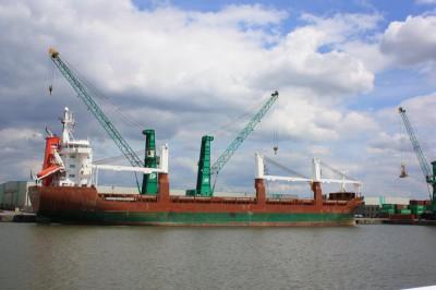 Порт Стокгольма — рост контейнерооборота