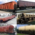 Поставки украинских вагонов в РФ за январь-август упали на 77%