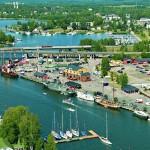Грузооборот порта Хамина-Котка (Финляндия) за январь-сентябрь упал на 5,5%