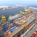 Украинские контейнерные порты за январь-сентябрь потеряли 12% грузооборота