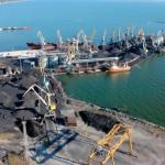 Бердянский морской порт — положительная динамика грузооборота