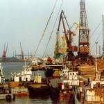 Грузооборот Измаильского морского порта за январь-август возрос на 24,4%