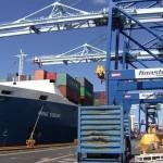 Контейнерооборот финских портов сократился на 3,2 процента за восемь месяцев этого года