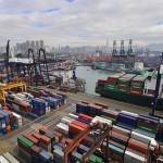 Контейнерооборот порта Гонконг — немного цифр