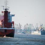 Грузооборот порта Клайпеда за девять минувших месяцев возрос на 7,3 процента