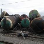 Одесская железная дорога за январь-октябрь уменьшила погрузку на 8,7 процента