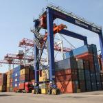 Украинские контейнерные порты за январь-сентябрь снизили грузооборот почти на 14 процентов