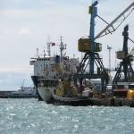 Грузооборот украинских морских портов за 10 месяцев возрос на 6,5%