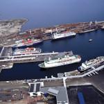 Оборот контейнеров в российском Балтийском бассейне – динамика за январь-октябрь