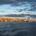 Грузооборот морских портов Арктического бассейна – десятимесячный спад