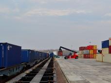Контейнерный поезд «Усть-Лужский Экспресс»: из порта Усть-Луга теперь и на терминал «Ворсино»!