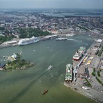 Контейнерооборот морского порта Южный – динамика за прошедшую часть года