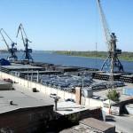 Морские порты Каспийского бассейна - статистика за 2014-й